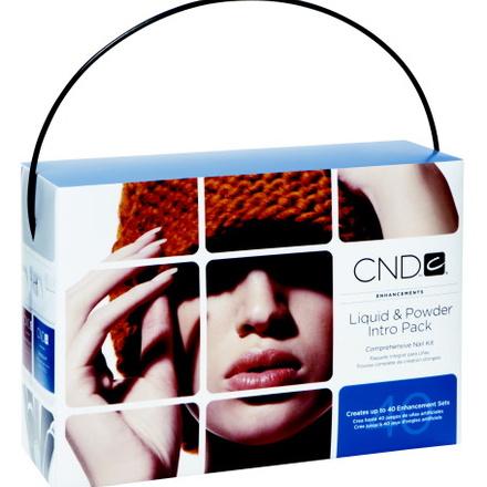 CND, Набор Liquid Powder Intro Pack