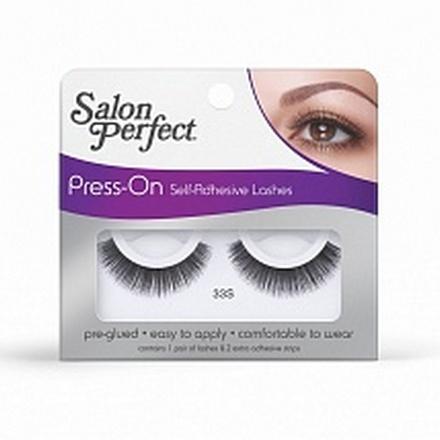 Salon Perfect, Press On Self Adhesive Lash Самоклеящиеся ресницы № 33