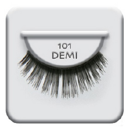Salon Perfect, Strip lash black, Ресницы черные № 101
