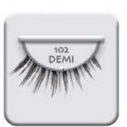 Salon Perfect, Strip lash black, Ресницы черные № 102