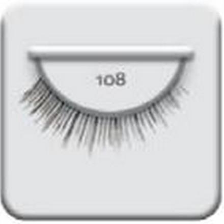 Salon Perfect, Strip lash black, Ресницы черные № 108