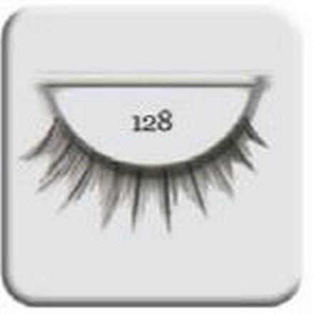 Salon Perfect, Strip lash black, Ресницы черные № 128