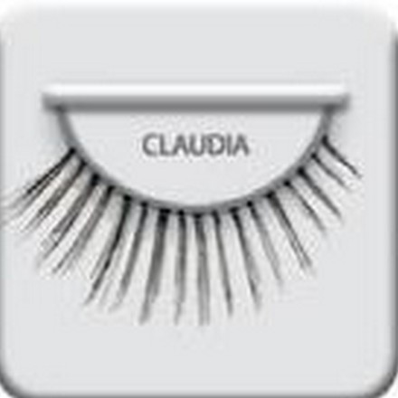 "Salon Perfect, Strip Lash Black CLAUDIA, Ресницы черные ""Клаудиа"""