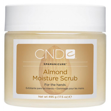 CND, Скраб Almond Moisture Scrub, 495 гр
