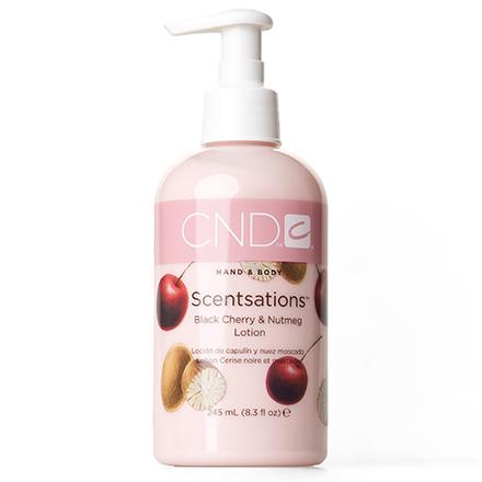 CND, Лосьон Creative Scentsations Black Cherry & Nutmeg, 245 мл