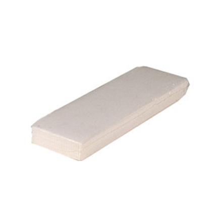 White line, Полоска для депиляции муслиновая 7Х20 см, 100 шт.