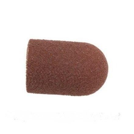 Planet Nails, колпачок абразивный 16x26мм, 320 грит, 10 шт.