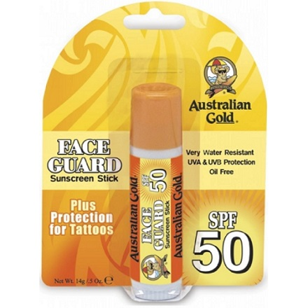 Australian Gold, Стик для лица SPF 50 Face Guard, 14 мл