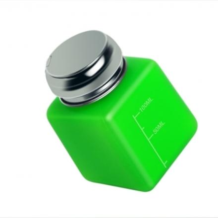 Помпа для жидкости (зеленая)