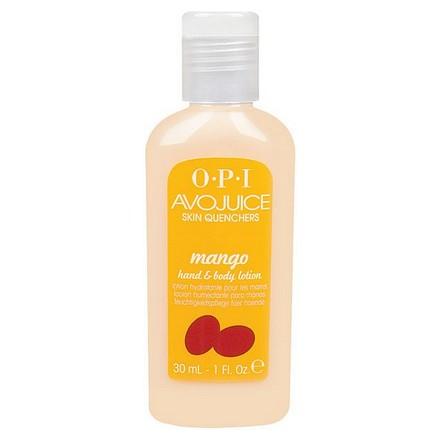 OPI Avojuice Mango Lotion 30 ml