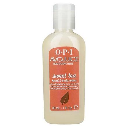 OPI Avojuice Sweet Tea Lotion 30 ml