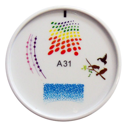 ENAS, штамп для дизайна А31