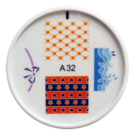ENAS, штамп для дизайна А32