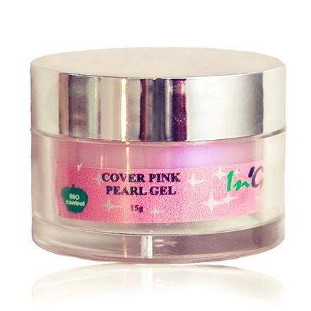 In'Garden, Cover Pink Pearl Gel