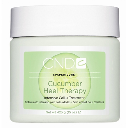 CND, Крем Cucumber Heel Therapy, 425 гр