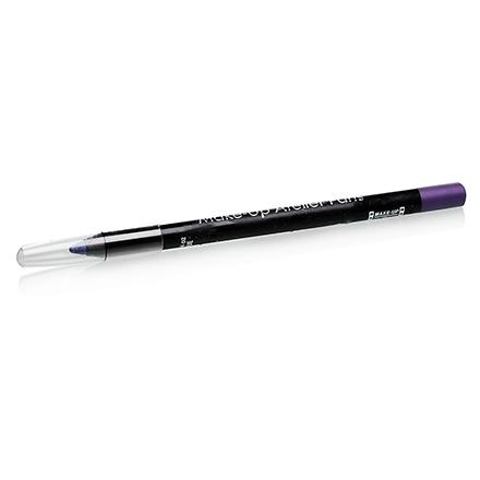 Make-Up Atelier, Crayon à Lèvres, цвет 14 Перламутровый Фиолетовый 1,2 г