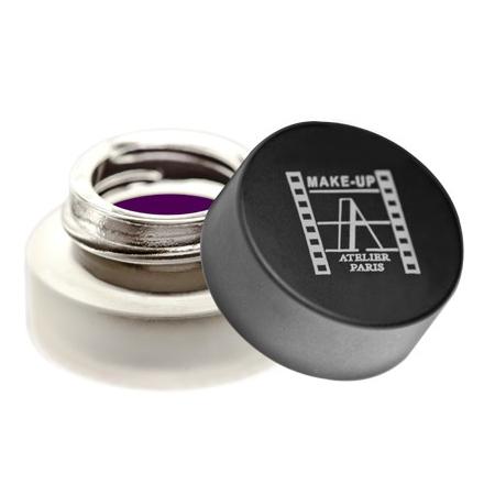 Make-Up Atelier, Eyeliners Gels, цвет Баклажан 4 г