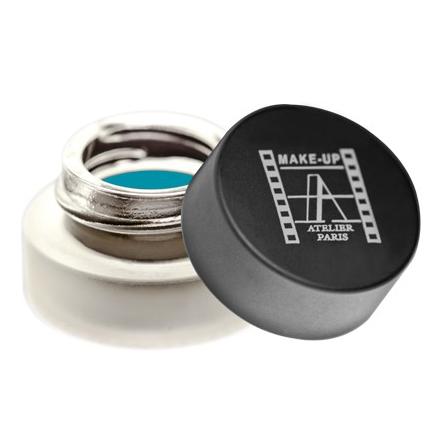 Make-Up Atelier, Eyeliners Gels, цвет Лазурь 4 г
