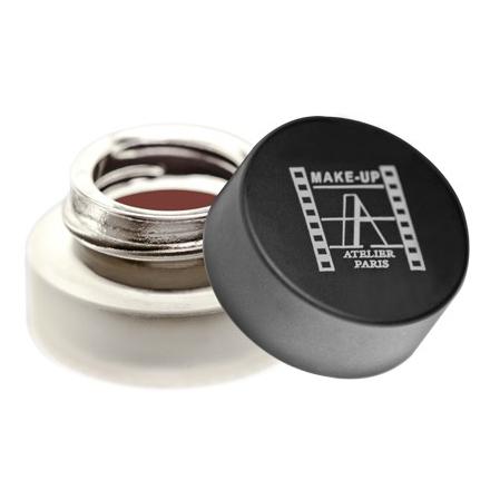 Make-Up Atelier, Eyeliners Gels, цвет Русый 4 г