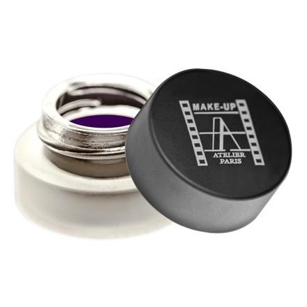 Make-Up Atelier, Eyeliners Gels, цвет Темно-Фиолетовый 4 г