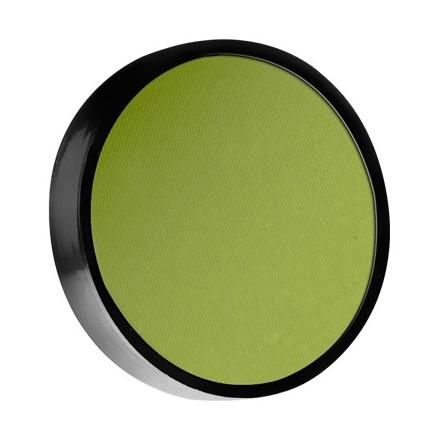 Make-Up Atelier, Акварель компактная восковая №34 Зеленое Яблоко 6 г