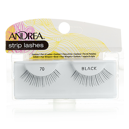 Andrea, Mod Strip Lashes № 70 (накладные ресницы)