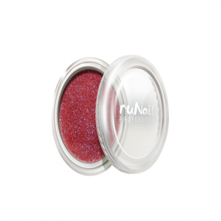 ruNail, дизайн для ногтей: пыль (красный)