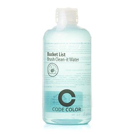 Code Color, Жидкость для обработки кистей