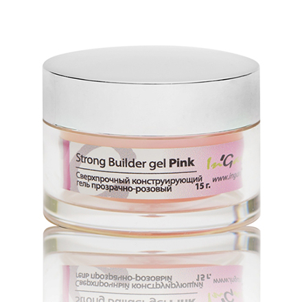 In'Garden, Strong Pink Builder Gel