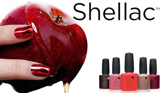 Shellac от CND