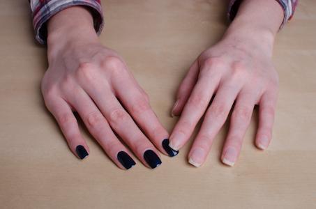 Ногти Гель Красный Дизайн Фото