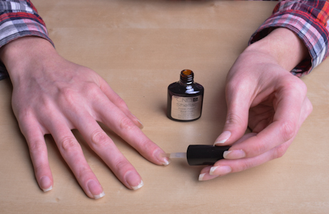 Как нанести макияж для фото