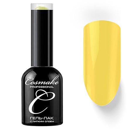 Купить Cosmake, Гель-лак №99, Желтый