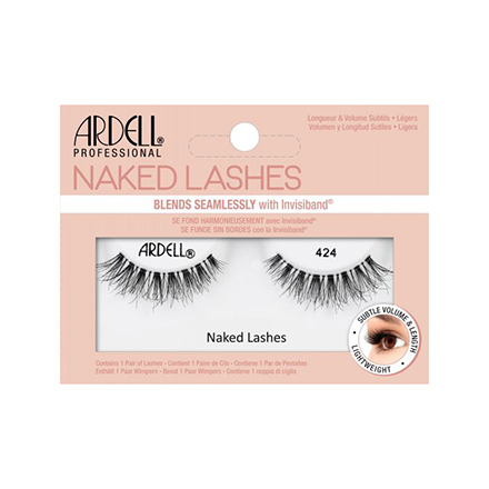 Купить Ardell, Накладные ресницы Naked №424