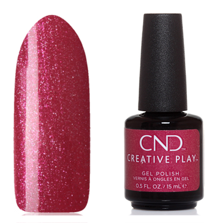 CND, Creative Play Gel №414, Flirting with fire