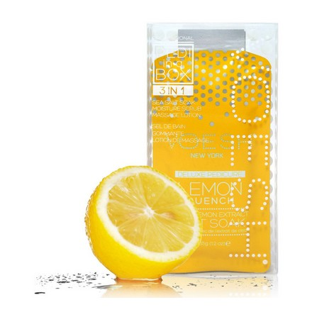 Voesh, набор для педикюра Basic 3 в 1 Lemon