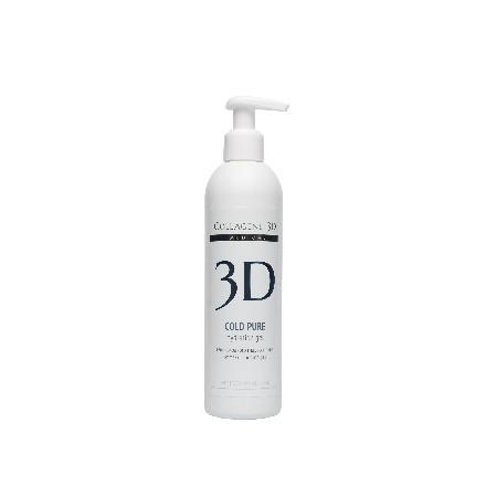 Купить Medical Collagen 3D, Гель для чистки лица Cold Pure, 300 мл, Medical Collagene 3D