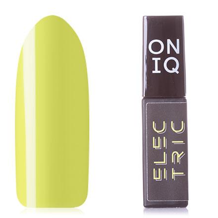 Купить ONIQ, Гель-лак Electric №150s, Lime, Зеленый