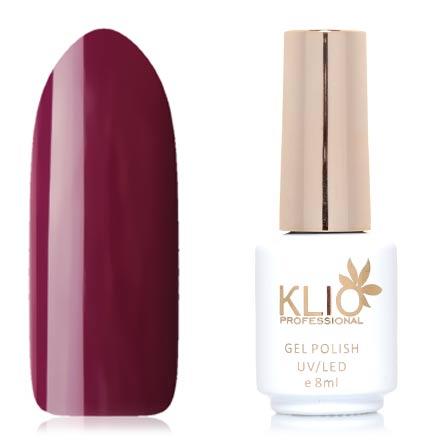Klio Professional, Гель-лак Total Perfection, №33Klio Professional<br>Гель-лак (8 мл) сливово-пурпурный, без перламутра и блесток, плотный.<br><br>Цвет: Фиолетовый<br>Объем мл: 8.00