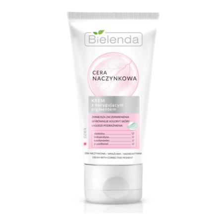 Купить Bielenda, Крем для лица Capillary Skin, 50 мл