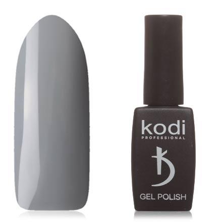 Купить Kodi, Гель-лак №60BW, Kodi Professional, Серый