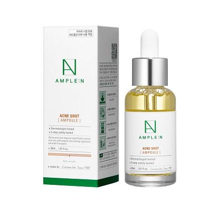 AMPLE:N, Сыворотка для лица Acne Shot, 30 мл