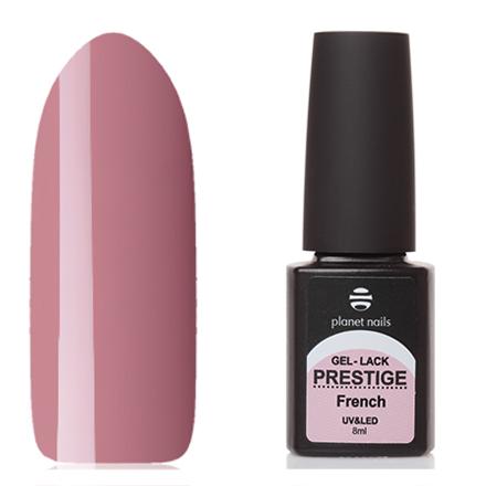 Купить Planet Nails, Гель-лак Prestige French №340, Натуральный