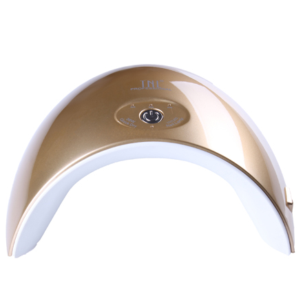 Купить TNL, Лампа UV/LED Mood, 36W, золотая, TNL Professional