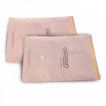 Крафт-пакеты самоклеящиеся «КлиниПак», 115х245 мм (100 шт.)
