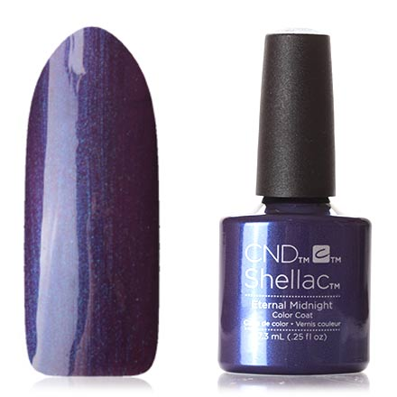 Купить CND, цвет Eternal Midnight, CND (Creative Nail Design), Фиолетовый