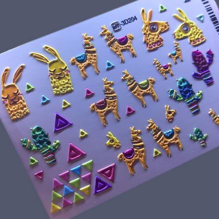 Anna Tkacheva, 3D-слайдер HT №203  - Купить