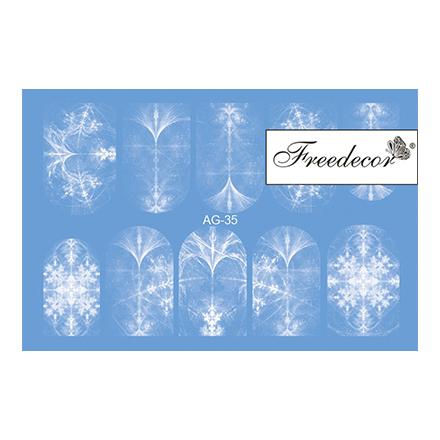Freedecor, Слайдер-дизайн «Аэрография» №35 freedecor слайдер дизайн аэрография 71