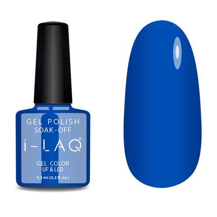 Купить I-LAQ, Гель-лак №034, Синий