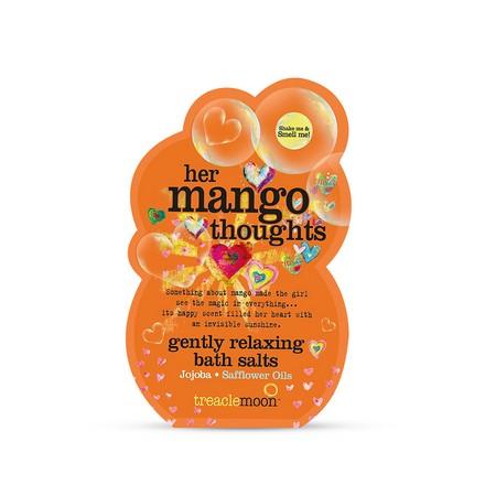 Treaclemoon, Пена для ванны Her Mango Thoughts, 80 г